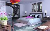 卧室和客厅隔断效果图 隔断原来也能这么美-木工做的客厅隔断柜效果图