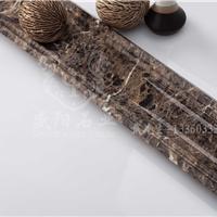 盛阳石业 专业生产 微晶面线条 水转印线条 仿大理石线条