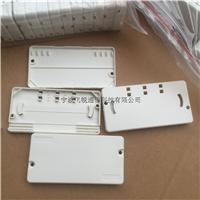 二进二出皮线光缆保护盒全新料广电网络2芯分线盒厂家直销