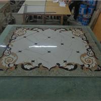 厂家直销PVC地板 大理石 切割大理石腰线加工