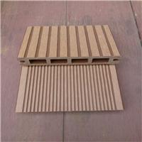 小区别墅木塑中空地板 户外塑木地板询价