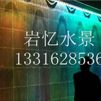 图文水帘出租电子字幕水帘厂家制作