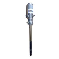 厂销柱塞式气动黄油泵 62095宝润佳高压干油脂泵 适用于大小油桶