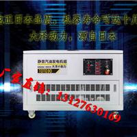 山东30kw豪华永磁水冷发电机