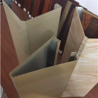不锈钢木纹热转印加工 可以折弯 可焊接 可以刨槽