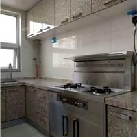 厨房装修 整体厨房  厨房柜体 橱柜台面 纳米晶玉板 新型装饰材料