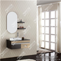 不锈钢浴室柜 邦妮拓美 可定制 经典风格 简约