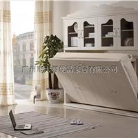 大智优品900单人隐形壁柜床多功能组合家具