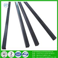 专注碳纤维制品 碳纤棒材 耐磨碳纤方棒 高强度10*10碳纤方棒批发