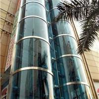 观光电梯钢结构专业安装