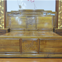 西安班墨木业,实木家具全屋定制,新中式家具,实木床
