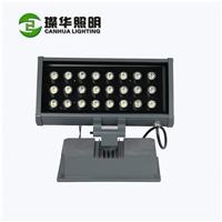 璨华照明24W36W  LED投光灯草坪灯防水灯射树灯庭院灯