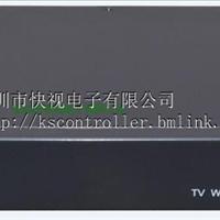 快视电子KS-TV22 电视机拼接器,4屏拼接控制器