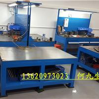 飞模台定制、2000X1000X800铁板模具台带抽屉、省模台厂家