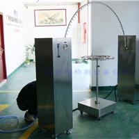 IPX34防水等级试验装置 、IPX34摆管淋雨试验机