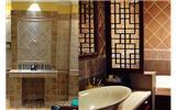 仿古砖卫生间贴面提升档次 新手要注意的三个选购技巧-仿古砖