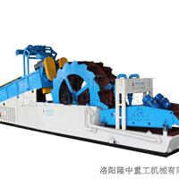 隆中重工厂家教您如何为洗砂设备更换合适的减速机