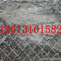 衢州编织勾花网厂家&2*20米边坡喷播挂网&缩把菱形勾花网【一诺】