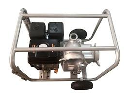 防汛6寸汽油抽水泵