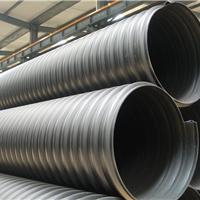 贵州HDPE钢带波纹管,贵州PE钢带管厂家
