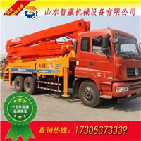 小型混凝土泵车操作人员的选择和资格 小型混凝土输送泵车