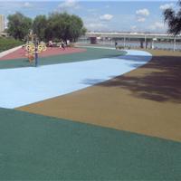 长沙海绵城市彩色透水混凝土最低价格