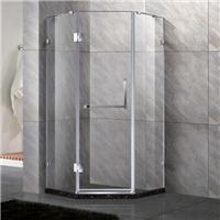 不锈钢淋浴房十大品牌W系列德太钻石形淋浴房