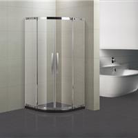 淋浴房十大品牌德太M系列扇形淋浴房厂价直销