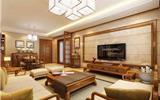 16款客厅电视背景墙高清效果图, 让你家更有品味!-电视背景墙贴图
