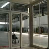 中空内置百叶玻璃 中空装饰格条 中国风 手动磁控百叶