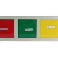 人防三色信号灯工程专用信号灯中盾厂家直销信号灯