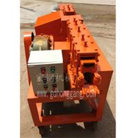 多功能钢管调直机|小型钢管调直机|钢管调直机
