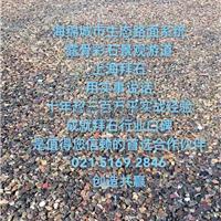 拜石供应南昌透水地坪胶结料/10公分透水混凝土施工