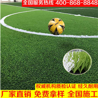 丹东人造草坪厂家直销室内外足球场国标50仿真塑料假草皮地毯