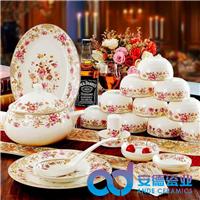 陶瓷餐具 定制礼品餐具