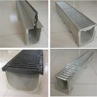 豪润沃森球墨铸铁盖板树脂排水沟,车库排水优选