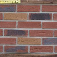 人造仿古砖背景墙效果图 外墙仿古砖