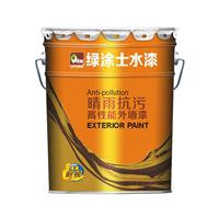 厂家直销外墙涂料|广东销量第一品牌绿涂士漆