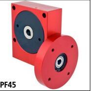 蜗轮蜗杆减速箱PF45