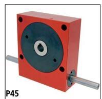 英国ondrives蜗轮蜗杆减速箱P45