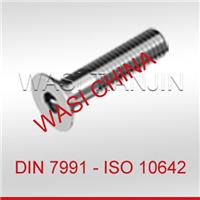 供应不锈钢内六角沉头螺钉DIN7991