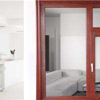 GY120铝包木超保温窗系列