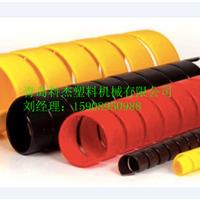 青岛科杰塑机塑料保护套管设备