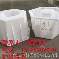 空心六角塑料模具预制件