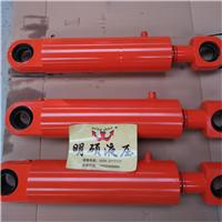 明硕液压机具厂定制双向液压油缸拉杆液压缸分离式液压千斤顶