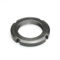 厂家直销各种规格圆螺母GB812  定制非标大圆螺母