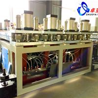 结皮发货板生产线 新型塑料建筑模板设备