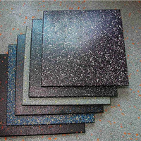 天津橡胶地板施工-橡胶地板种类