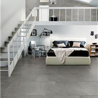 欧文莱灰色石材瓷砖客厅地砖现代简约
