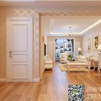 哈东华府90平米欧式三室一厅_哈尔滨装修公司_哈尔滨装饰公司